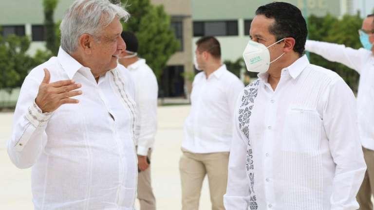 SE DESLINDA CARLOS JOAQUÍN DE BLOQUE OPOSITOR A AMLO – QUINTOPODERQRP.COM